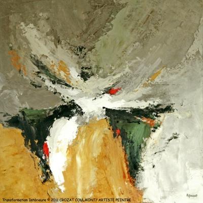 Ao t 2011 peinture abstraite for Artiste art abstrait