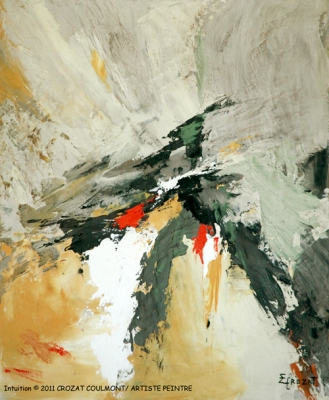 abstraction- oeuvre unique- art contemporain- international artiste