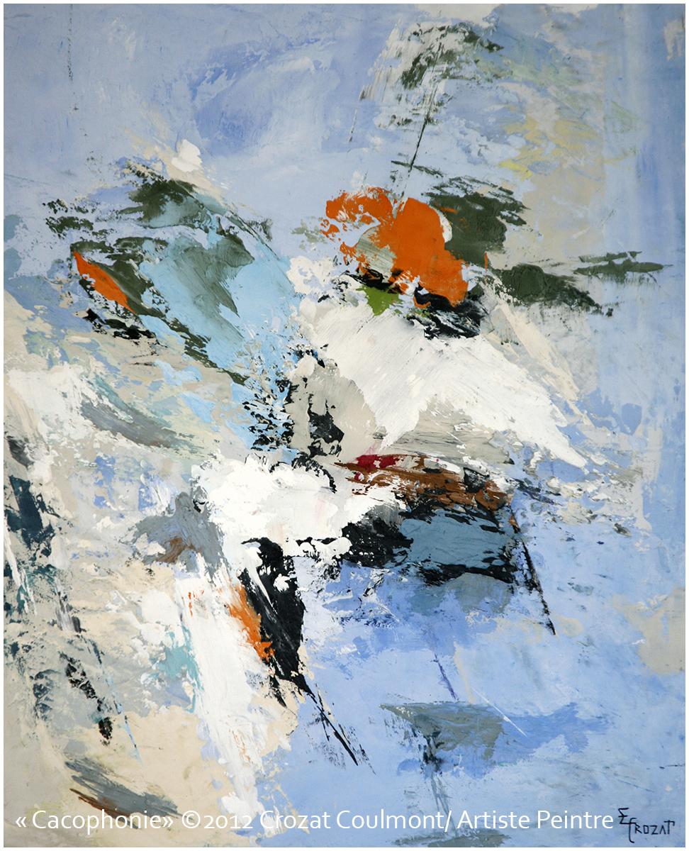Artiste Peintre Art Moderne
