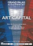Art Capital 2017- Crozat Coulmont Artiste Peintre- Artistes Français